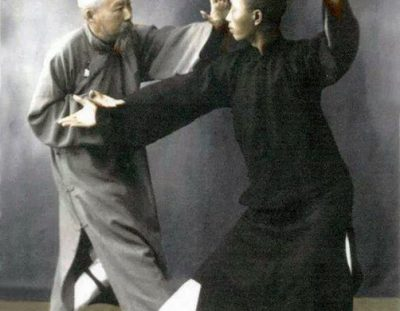 Tai ji & its main martial applications